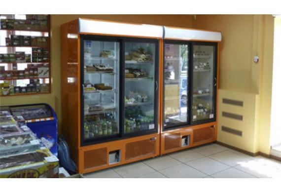 11 моделей холодильного обладнання для барів