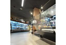 Розміщення морозильних вітрин в магазині