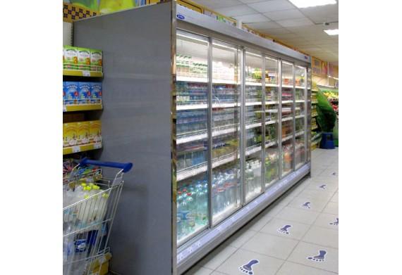 Морозильні шафи