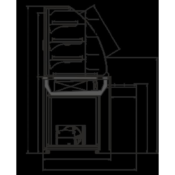 Дакота cube SELF 85/180