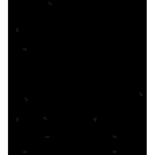 Міссурі М - кутові елементи